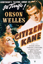 This is an image of Vintage Reproduction of Citizen Kane 297070