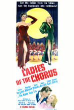 This is an image of Vintage Reproduction of Ladies of the Chorus 297105