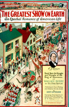 This is an image of Vintage Reproduction of The Mighty Barnum 297288