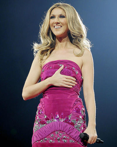 This is an image of Photograph & Poster of Celine Dion 289192
