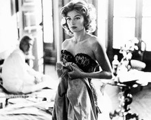 This is an image of Photograph & Poster of Anouk Aimee 197968