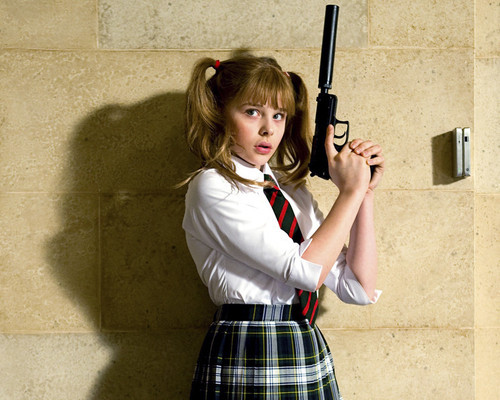 This is an image of Photograph & Poster of Chloe Grace Moretz 295740
