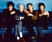This is an image of Photograph & Poster of The Rolling Stones 298037