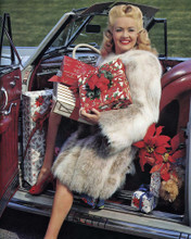 This is an image of Photograph & Poster of Betty Grable 298130