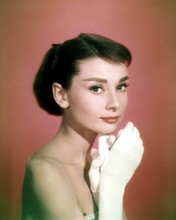 This is an image of Photograph & Poster of Audrey Hepburn 298131