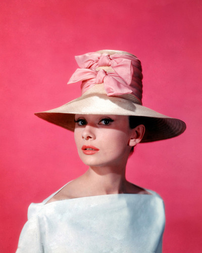 This is an image of Photograph & Poster of Audrey Hepburn 298174