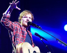 This is an image of Photograph & Poster of Ed Sheeran 298227
