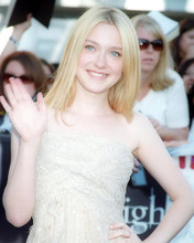 This is an image of Photograph & Poster of Dakota Fanning 286084