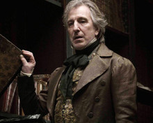 This is an image of Photograph & Poster of Alan Rickman 286093