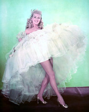 This is an image of Photograph & Poster of Betty Grable 286372