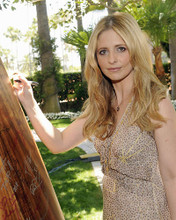 This is an image of Photograph & Poster of Sarah Michelle Gellar 286223
