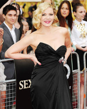 This is an image of Photograph & Poster of Kim Cattrall 286228