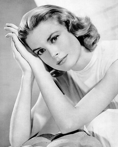 This is an image of Photograph & Poster of Grace Kelly 195931
