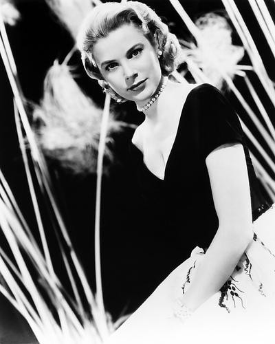 This is an image of Photograph & Poster of Grace Kelly 195934