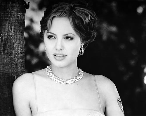 This is an image of Photograph & Poster of Angelina Jolie 196457