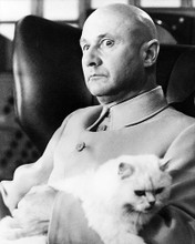 This is an image of Photograph & Poster of Donald Pleasence 195957