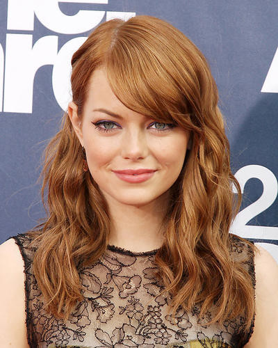 This is an image of Photograph & Poster of Emma Stone 286714