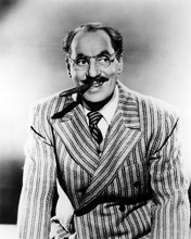 This is an image of Photograph & Poster of Groucho Marx 196110