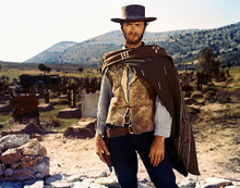 This is an image of Photograph & Poster of Clint Eastwood 286961