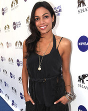 This is an image of Photograph & Poster of Rosario Dawson 287379