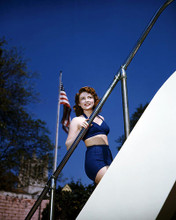 This is an image of Photograph & Poster of Joan Leslie 287251