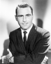 This is an image of Photograph & Poster of Rod Serling 196540