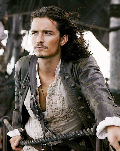 This is an image of Photograph & Poster of Orlando Bloom 287634