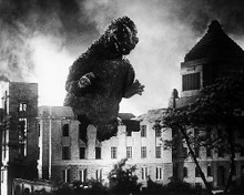This is an image of Photograph & Poster of Godzilla 196687