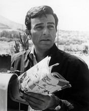This is an image of Photograph & Poster of Mike Connors 196794