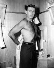 This is an image of Photograph & Poster of Mike Connors 196795