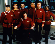 This is an image of Photograph & Poster of Star Trek 2 287975