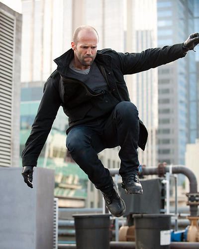 This is an image of Photograph & Poster of Jason Statham 287904