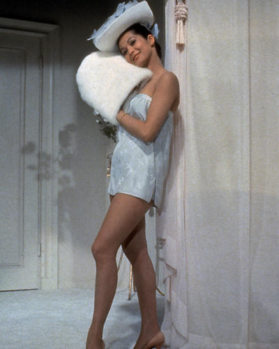 This is an image of Photograph & Poster of Nancy Kwan 287996