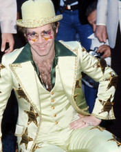 This is an image of Photograph & Poster of Elton John 288012