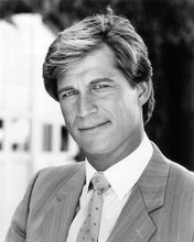 This is an image of Photograph & Poster of Simon Maccorkindale 196995