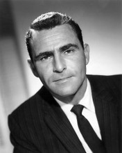 This is an image of Photograph & Poster of Rod Serling 196970