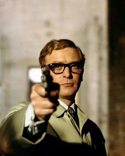 This is an image of Photograph & Poster of Michael Caine 288104