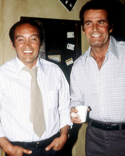 This is an image of Photograph & Poster of The Rockford Files 288324