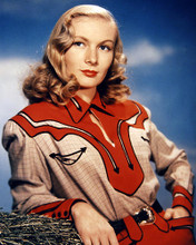 This is an image of Photograph & Poster of Veronica Lake 288822