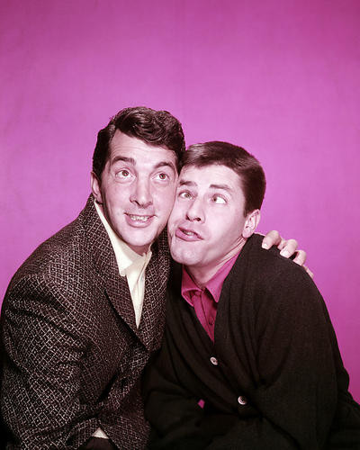 This is an image of Photograph & Poster of Dean Martin and Jerry Lewis 288579