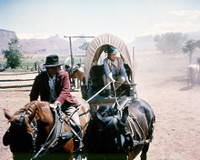 This is an image of Photograph & Poster of The Comancheros 288927