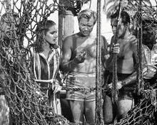 This is an image of Photograph & Poster of The Creature from the Black Lagoon 197422