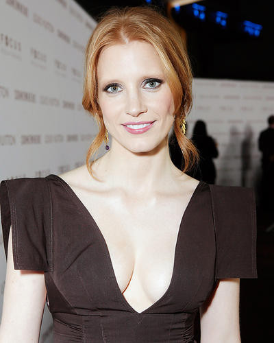 This is an image of Photograph & Poster of Jessica Chastain 289452