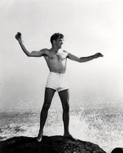 This is an image of Photograph & Poster of Burt Lancaster 197724