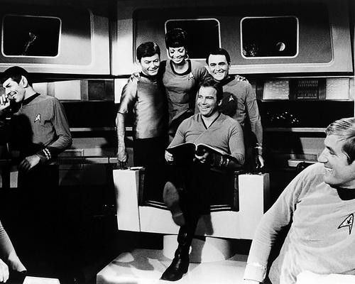 This is an image of Photograph & Poster of Star Trek 197565