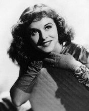 This is an image of Photograph & Poster of Paulette Goddard 197599