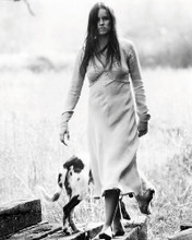 This is an image of Photograph & Poster of Barbara Hershey 197885