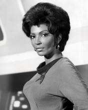 This is an image of Photograph & Poster of Nichelle Nichols 198139