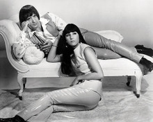 This is an image of Photograph & Poster of Sonny and Cher Comedy Hour 198174
