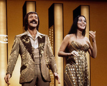 This is an image of Photograph & Poster of Sonny and Cher Comedy Hour 289783